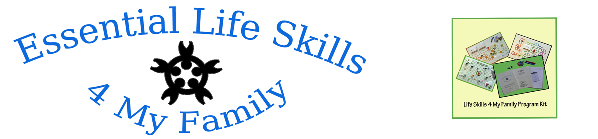 Life Skills 4 My Family: A Home Based Video Life Skills and Anger Management Program
